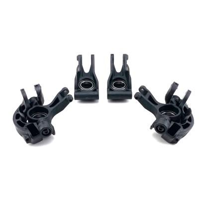 Arrma Typhon Hubs Steering Blocks Axle Carriers w/ Bearings 4X4 3S BLX Mega V3
