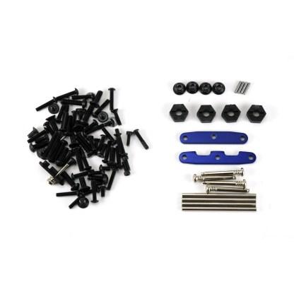 Traxxas Rustler 4X4 VXL Hinge Pins Wheels Hex Hardware Lot