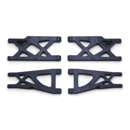 Arrma Typhon 4X4 F/R Lower Suspension Arm Set AR330516/AR330443 Granite Bigrock