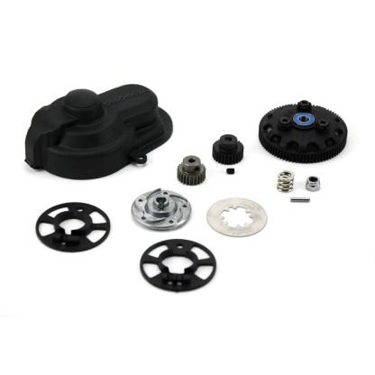 Traxxas Rustler 2WD VXL Slipper Clutch 25T 28T Pinion Gear 83T 48P Spur Gear
