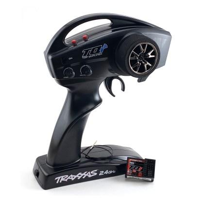 Traxxas Rustler 2WD VXL TQi Radio System 6528B Transmitter 6533 Receiver Slash