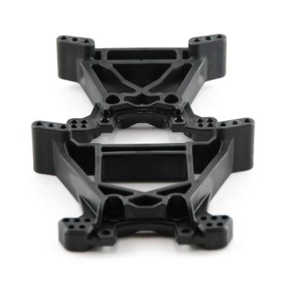 Traxxas Rustler 4X4 VXL Front & Rear Shock Towers