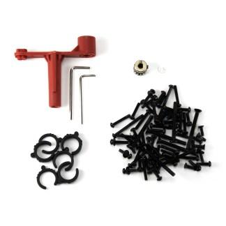 Arrma Granite V3 4X4 3S BLX 15T Pinion Gear, Hardware Screw Set, Factory Tools