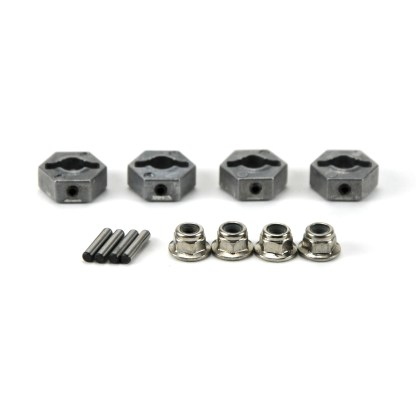 Arrma Senton V3 4X4 3S BLX Metal 14mm Hex w/ Wheel Nuts