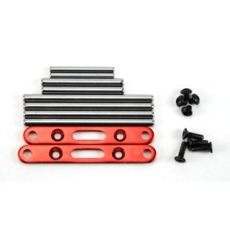 Arrma Typhon V3 4X4 3S BLX Complete Hinge Pin Set w/ Bulkhead Tie Bars
