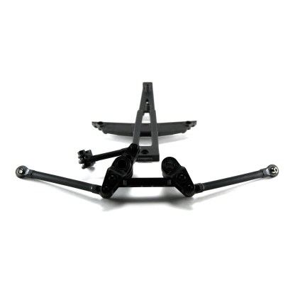 Traxxas 1/10 Maxx 4WD 4S Steering Bellcranks Tie Rods Upper Brace
