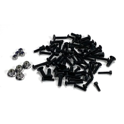 Traxxas Stampede 2WD VXL Wheel Nuts Hardware Lot Extra Screws Bolts Nuts