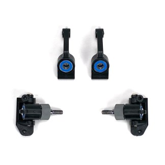 Traxxas Stampede 2WD VXL Hubs Wheel Hex Steering Caster Blocks Axle Carriers