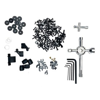 Typhon 6S BLX Screws Spacers Standoffs Body Mounts Hardware