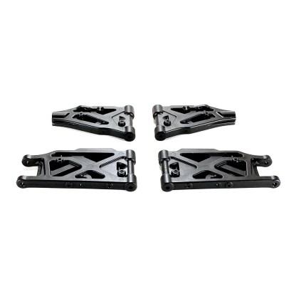 Arrma Typhon 6S BLX V5 Front & Rear Lower Suspension A-Arm Set