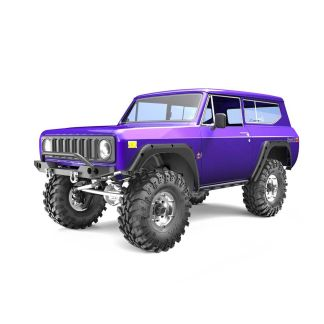 Redcat Racing GEN8 V2 Scout II 1/10 Scale RTR R/C Trail Crawler (Purple)