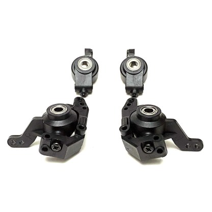 Redcat Racing Volcano EPX PRO Front Steering Knuckles Rear Hub Axle Carriers
