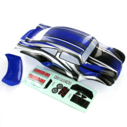 Redcat Racing Volcano EPX/EPX PRO/S30 Baja Body Shell Blue/Black 88215