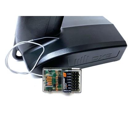 Spektrum DX3 Smart Transmitter SR6200A Receiver 3ch Arrma Vorteks Radio System
