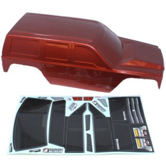 Redcat Racing Everest Gen7 Pro/Sport Orange Body Shell with Decals 13827-V1-O