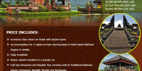 Bali Indonesia Tour Package