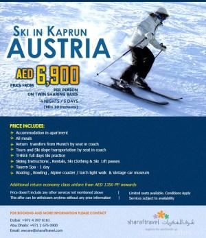 AUSTRIA Tour Package Offers