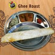 Breakfast & Snacks at Right Choice Restaurant Sharjah Ghee Roast Dosa