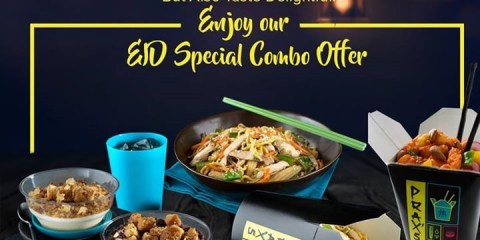 Eid Special Chinese Combo Offer