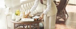 Raffles Bed Breakfast Offer