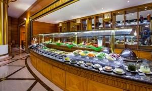 Lunch at Millennium Corniche Hotel