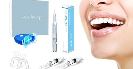 Polar White Whitening Kit or Pens