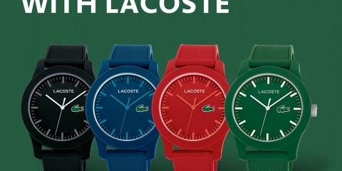 Lacoste Watch Special Offer