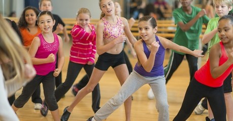 Three One-Hour Dance Classes