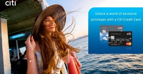 Citi Credit Card + AED 500
