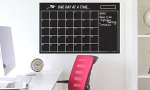 Chalkboard Planner