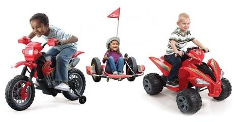 Fun Wheels Vehicles by NewBoy