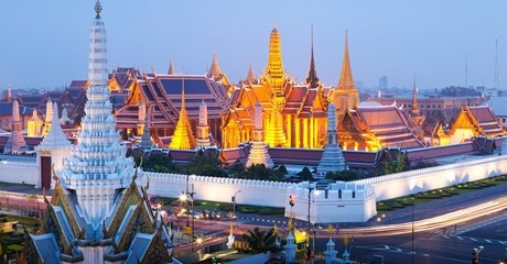 ✈ National Day Getaway: Thailand Break with Tours