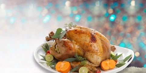 Festive Turkey Takeaway