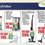 Electrolux Appliances