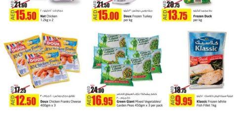 Frozen Foods Special Offer