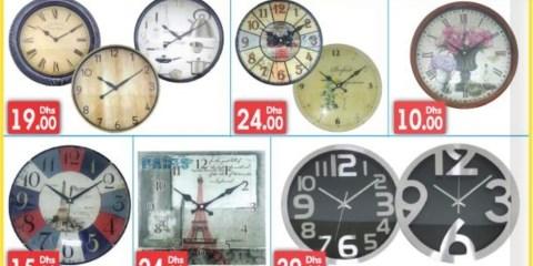 Designed Wall Clocks