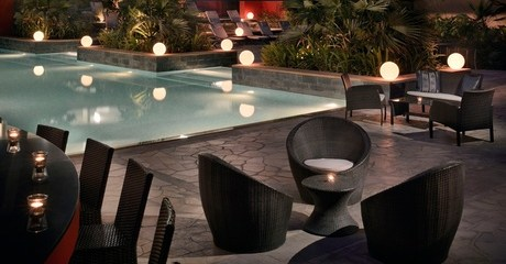 5* Jacuzzi and gym access at H Hotel