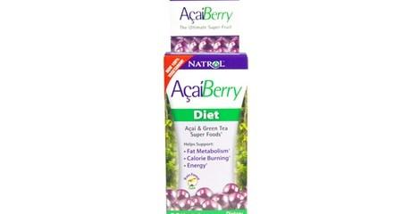 Acai Berry Diet Capsules