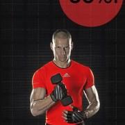 Adidas weightlifting gloves