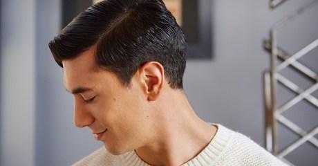 Men's Haircut and Grooming