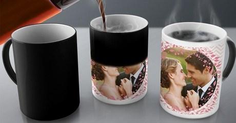 Personalised Magic Mug