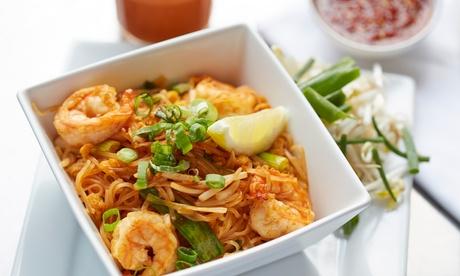 Three-Course Thai Meal