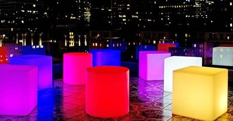 Waterproof LED Floaters
