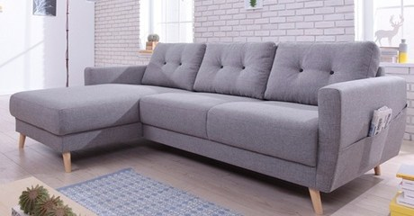 Fabric 2- and 3-Seater Sofas