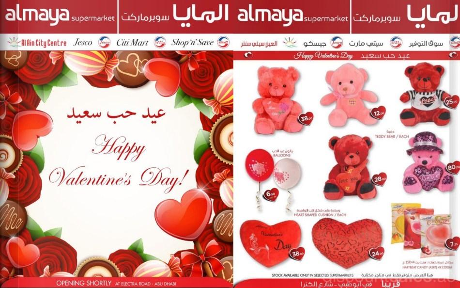 Al Maya Supermarket Valentines Special Offers