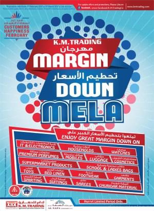 KM Trading Margin Down Promotion