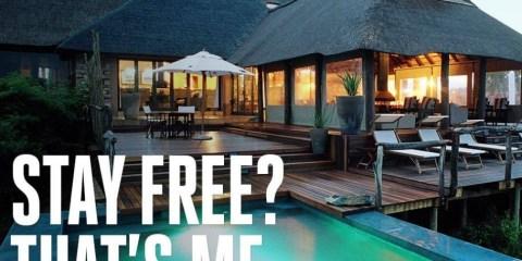 Marriott Hotel FREE Night Stay Promotion