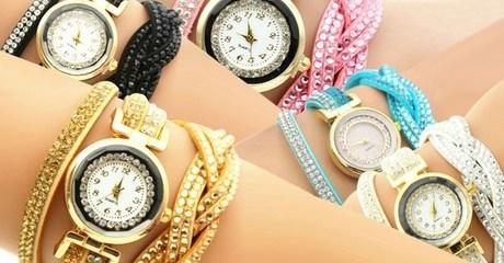 Women's Wrap-Around Watches