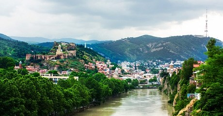 3-Night 4* Stay in Georgia with Tour