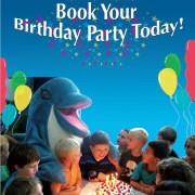 Dubai Dolphinarium Birthday Package Offer